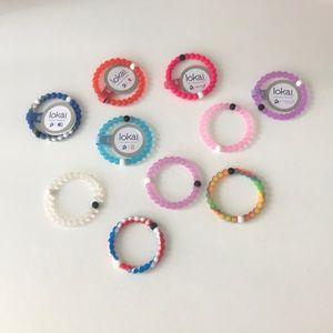 Lokai bracelets lot